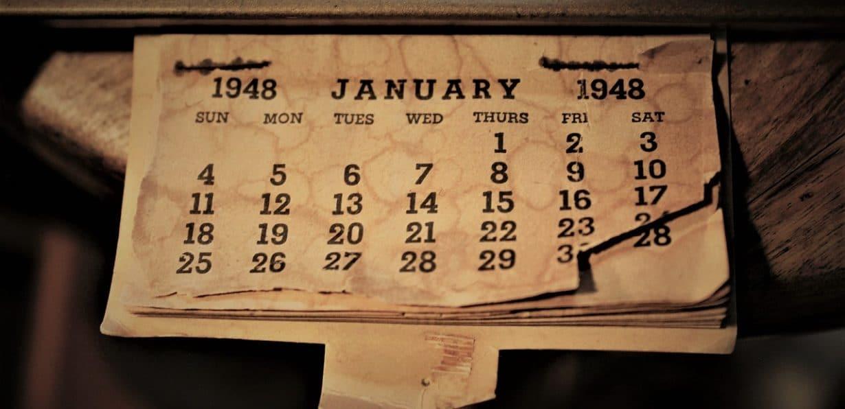 nazwy miesięcy w różnych językach