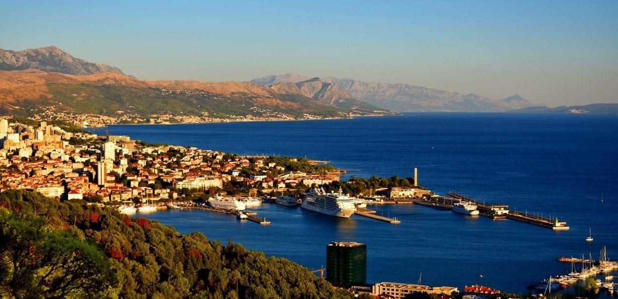 Chorwacja podnosi się z kolan 1