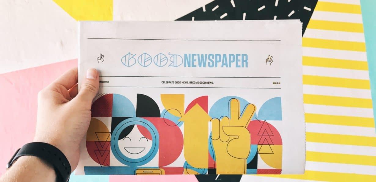 Reklama w gazecie jest skuteczna