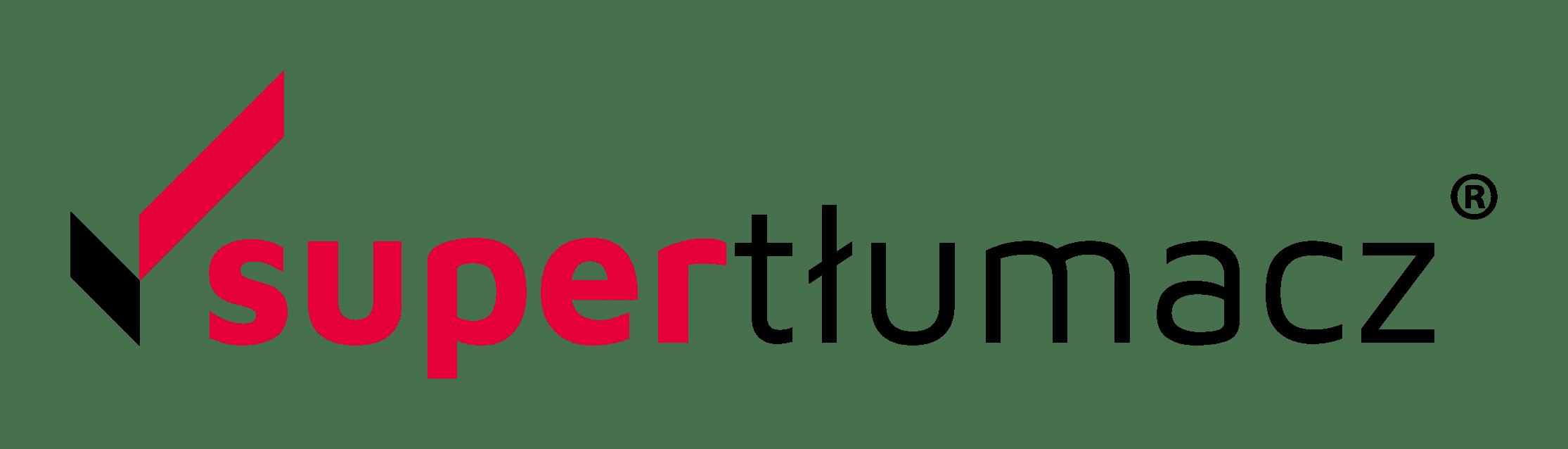 SuperTłumacz logo